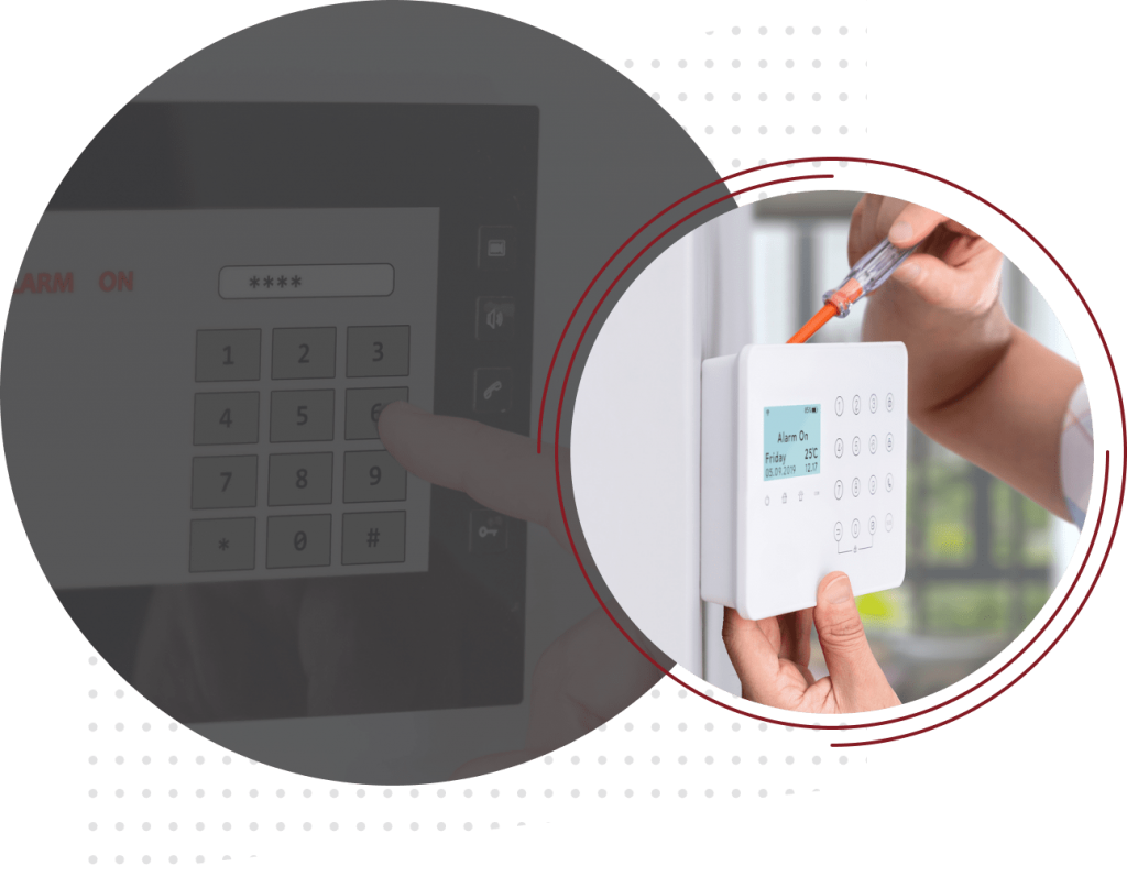 commercial alarm systems installation