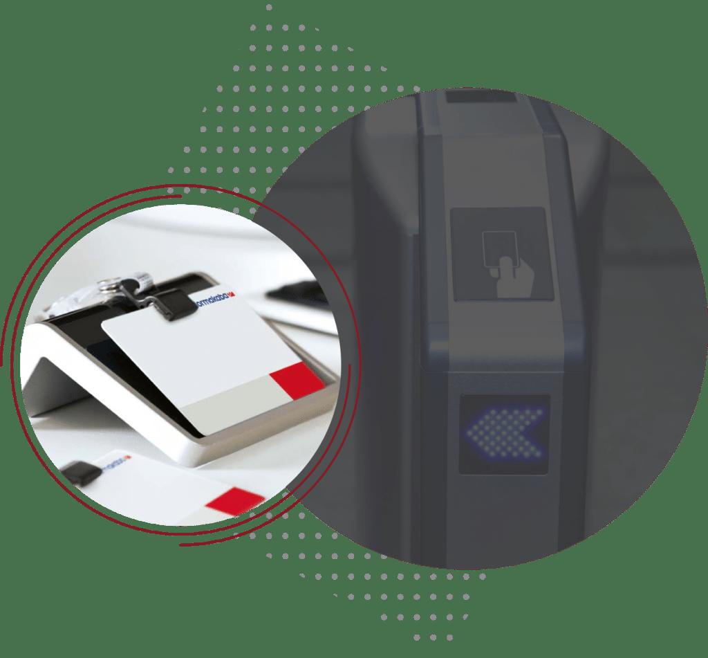 key fob access control system
