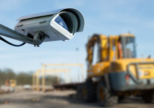 business security cameras Calgary